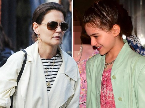 Katie Holmes is now mum to a teenager as Suri Cruise turns 13