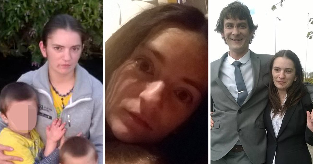 Mum drank herself to death after whiskey and coke binge with her husband