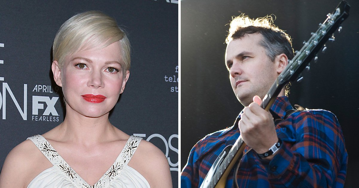 Michelle Williams splits from husband after marrying last summer