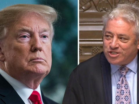 John Bercow 'risks damaging special relationship' if he snubs Donald Trump again