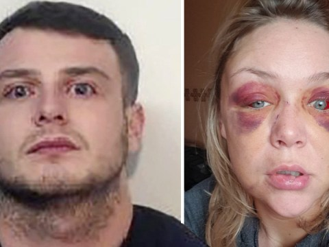 Woman beaten so badly by boyfriend she was 'unrecognisable' to family