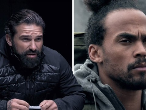 SAS: Who Dares Wins got pretty weird for Dev Griffin when he returned home thanks to the voice of Ant Middleton