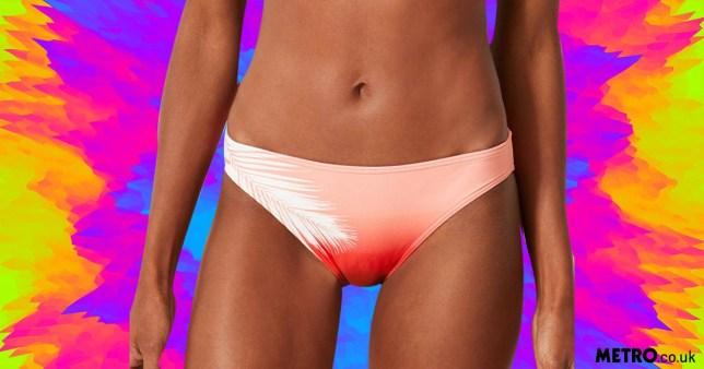 Unfortunate M&S bikini