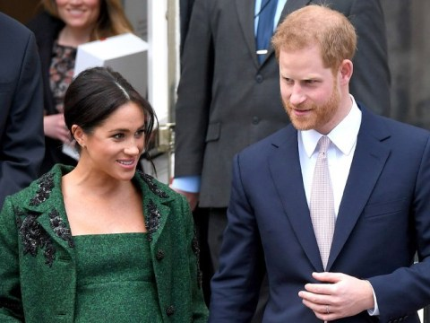Meghan Markle 'hires maternity nurse' to help with royal baby