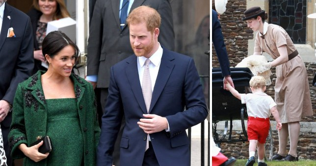 f06e571b53610 Meghan Markle 'hires maternity nurse' to help with royal baby ...