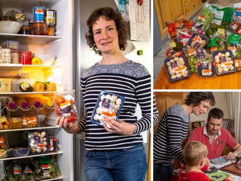 Parents spend as little as £20 on monthly shop, cooking discounted food and roadkill