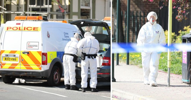 A murder investigation has been launched after a man was stabbed to death in a pub brawl (Picture: ASP)
