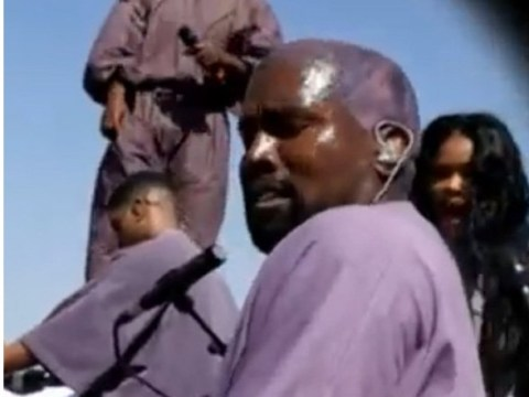 Kanye West brings famous Sunday Service to hungover Coachella fans and it's pretty spectacular