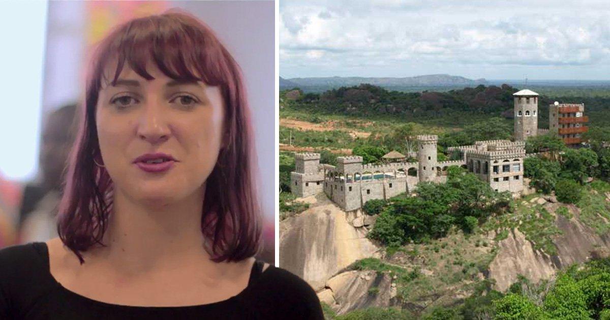 Faye Mooney, 29, was shot dead in Kaduna