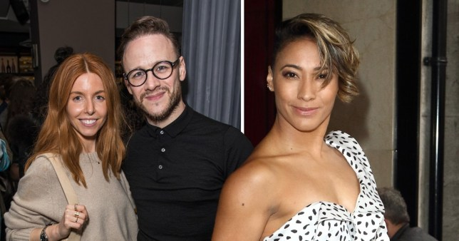 Karen Clifton 'shedding surname' following Kevin and Stacey Dooley romance claims