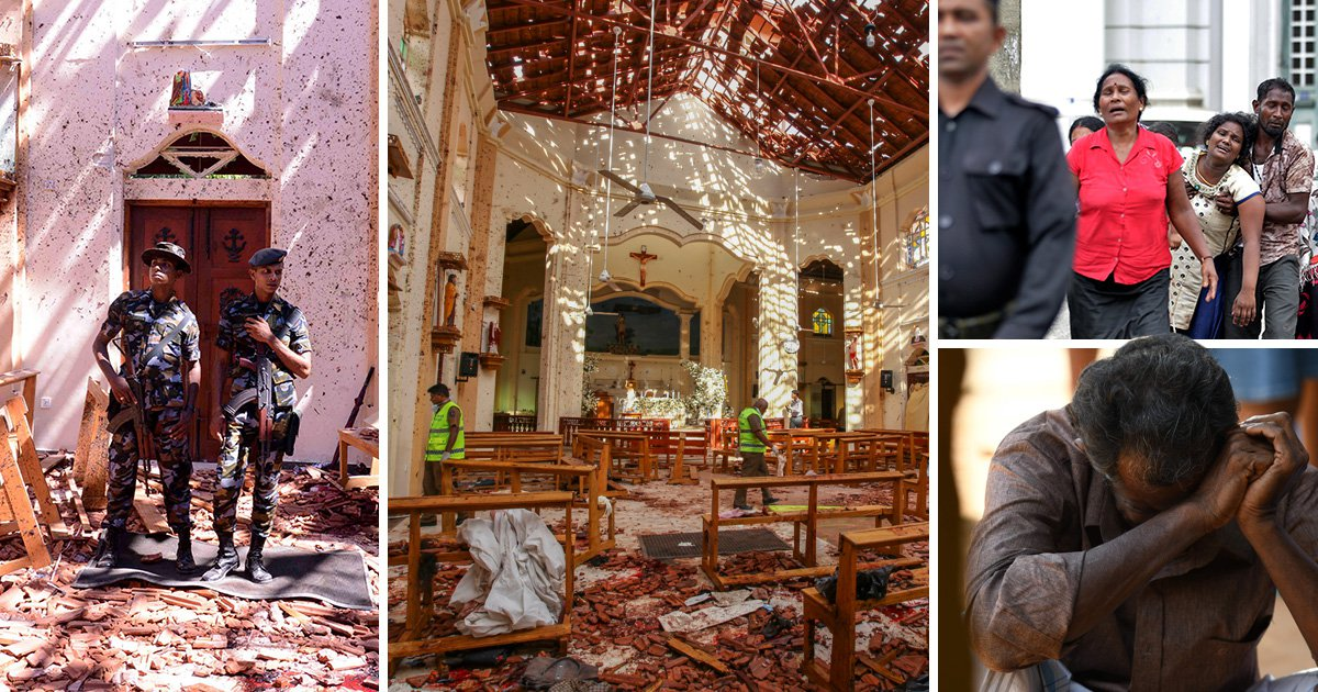 Sri Lanka death toll soars to 290 after Easter bomb massacre