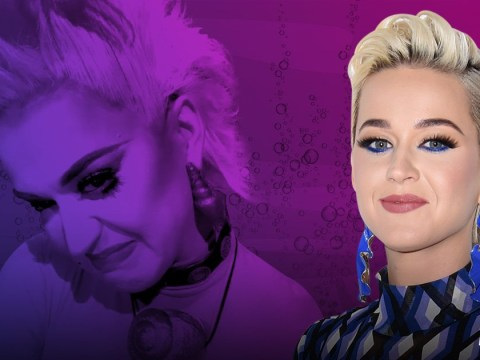 Katy Perry goes all-out Ursula sea witch for American Idol's Disney week and we could not love her more