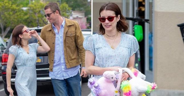 Emma Roberts Hands On With New Boyfriend Garrett Hedlund On Easter Date Metro News