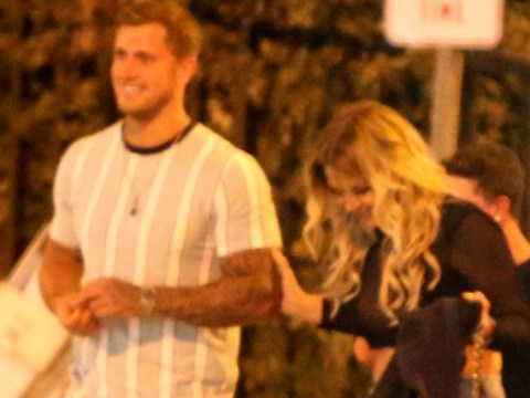 Dan Osborne responds after he's pictured partying with female friend amid Jacqueline Jossa split rumours