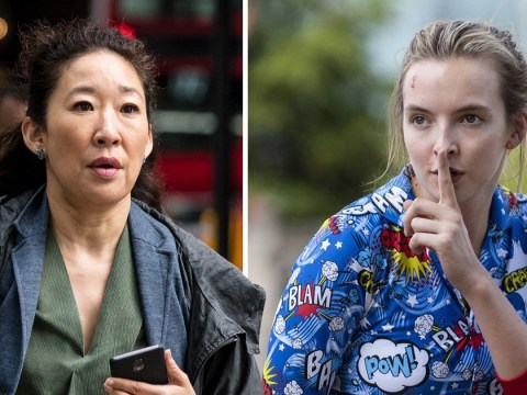 Jodie Comer celebrated by costume designer for 'healthy' figure after fans fall in love with her Killing Eve pyjamas