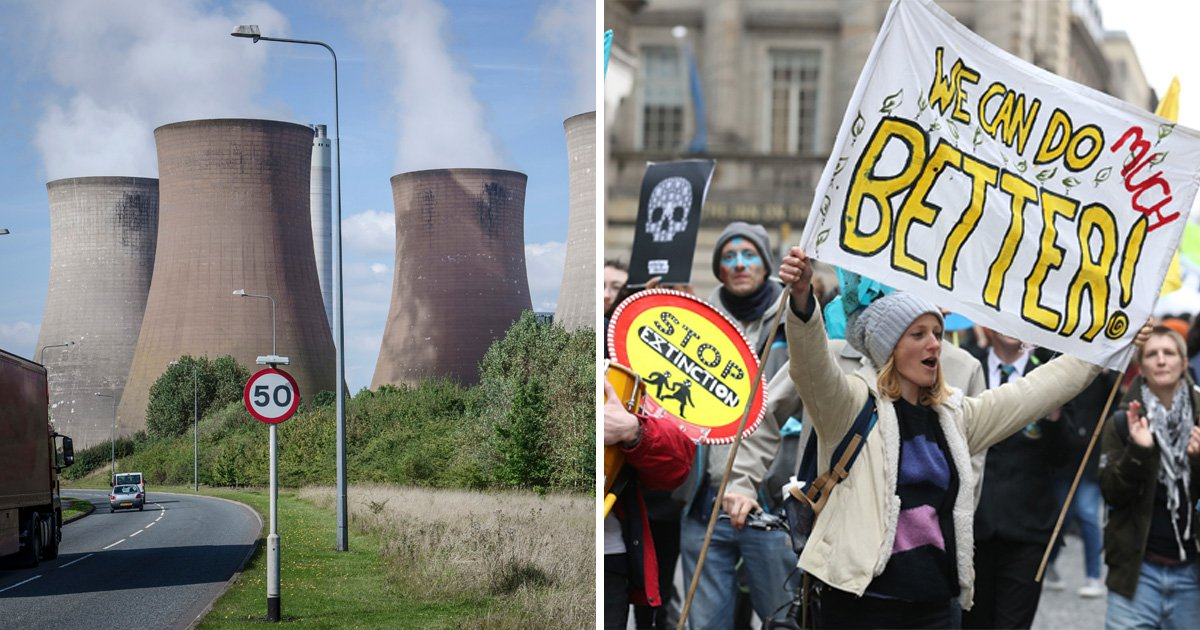 Britain has been surviving without coal power since Thursday