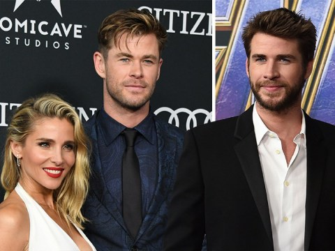 Miley Cyrus and Liam Hemsworth double date with Chris and Elsa Pataky as they support Thor star at Avengers: Endgame LA premiere