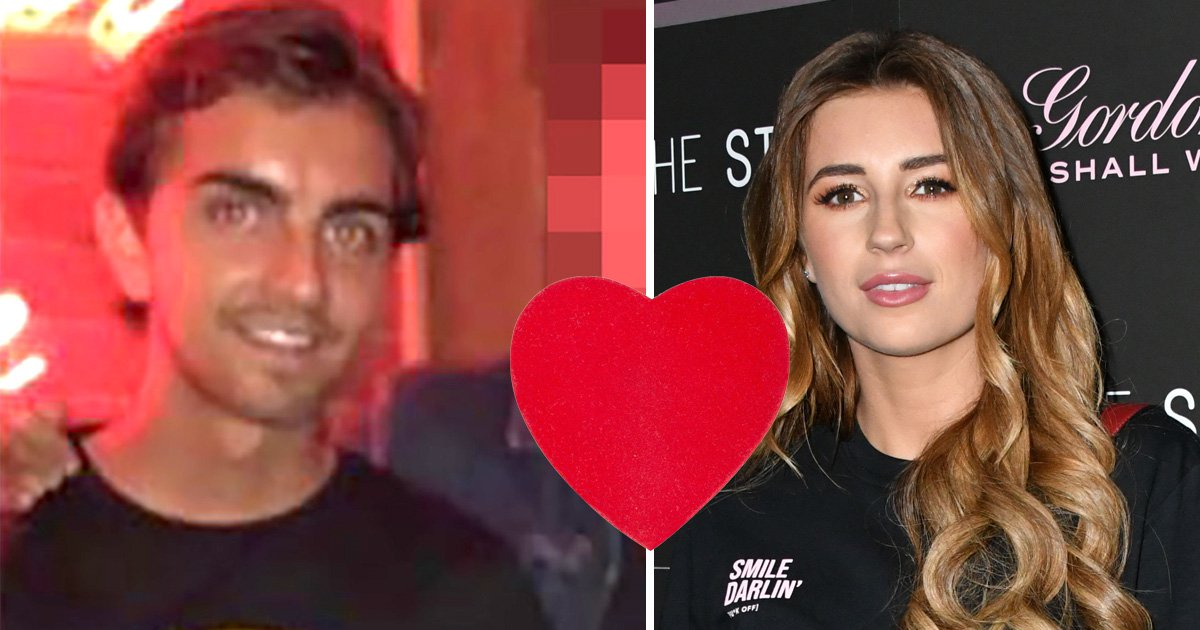 Who is Dani Dyer's ex-boyfriend Sammy Kimmence and are they dating?