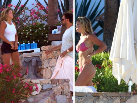 Scott Disick and Sofia Richie enjoy romantic getaway after Kourtney Kardashian's 40th bash