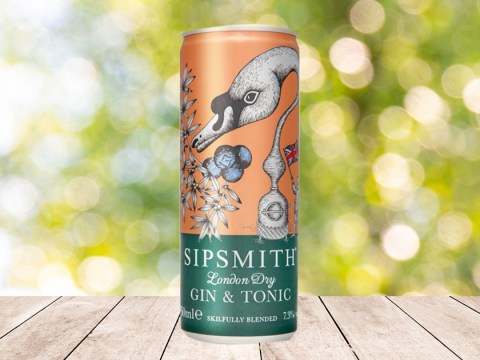 Sipsmith launches its first-ever G&T in a can