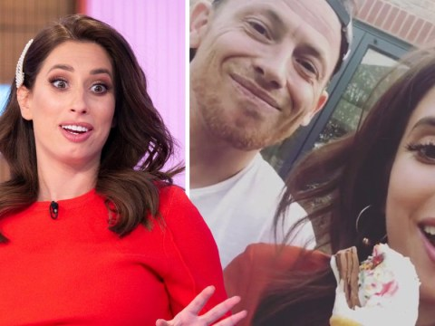 Pregnant Stacey Solomon sparks mummy debate over whether she can eat a 99