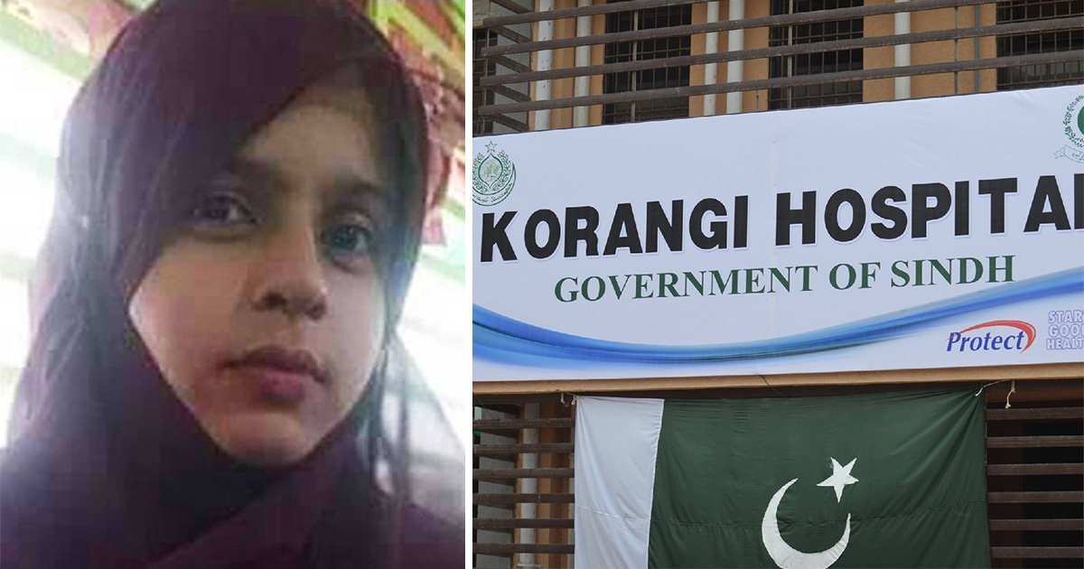 Asmat Junejo was 'raped and murdered' by medics