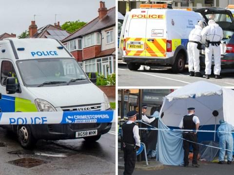 UK murder rate hits 10-year high as knife crime soars