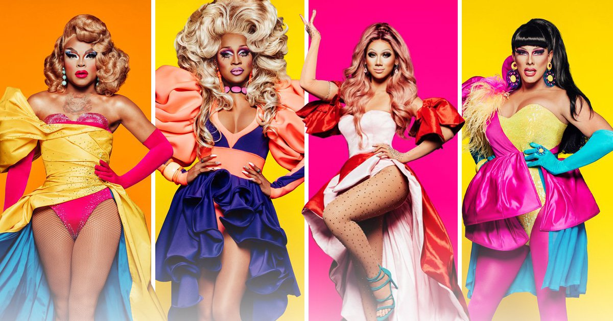 RuPaul's Drag Race queens ranked from meh to yaaaas after LADP