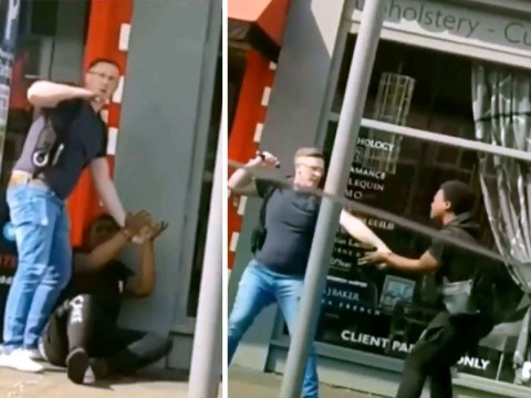 Police officer filmed beating boy in handcuffs will be investigated