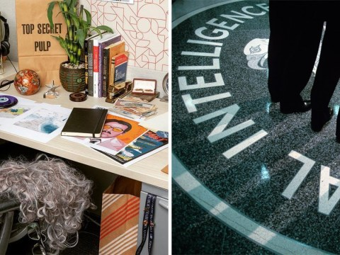 The CIA has launched an Instagram account and its first post is full of hidden messages