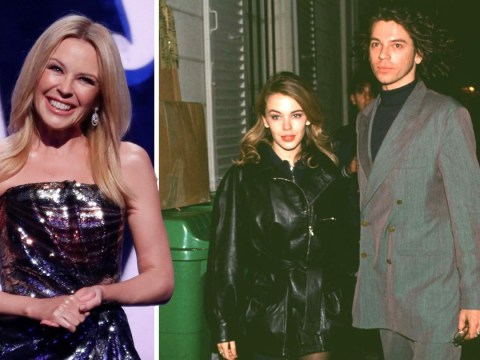 Kylie Minogue reveals Michael Hutchence 'cried on all fours' after break-up in new footage