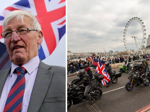 Veteran vows to bring 'country to a standstill' over Northern Ireland 'betrayal'