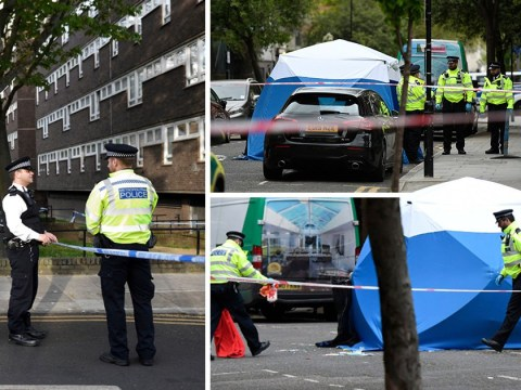 Neighbour, 37, charged with murder after woman, 35, found dead in London flat