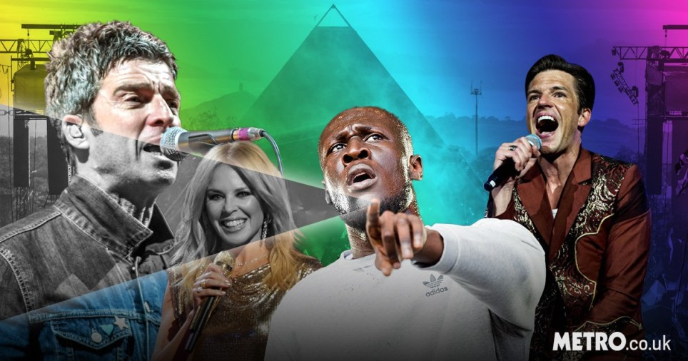 Liam Gallagher, Kylie Minogue, Stormzy, The Killers peforming ahead of 2019 music festival season
