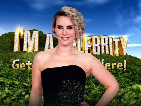 Steps' Claire Richards 'rejected for I'm A Celebrity for not being fat enough'