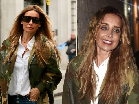 Louise Redknapp turns daytime frown upside down amid all this Kevin Clifton 'drama'