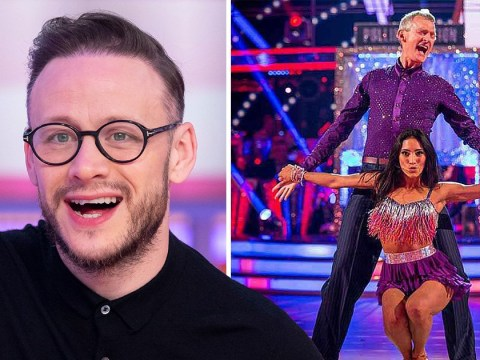 Karen Clifton could 'take down ex Kevin with one word', claims ex-Strictly partner Jeremy Vine