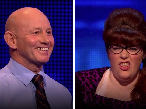 The Chase player gets revenge on Jenny Ryan after she mocks his teeth
