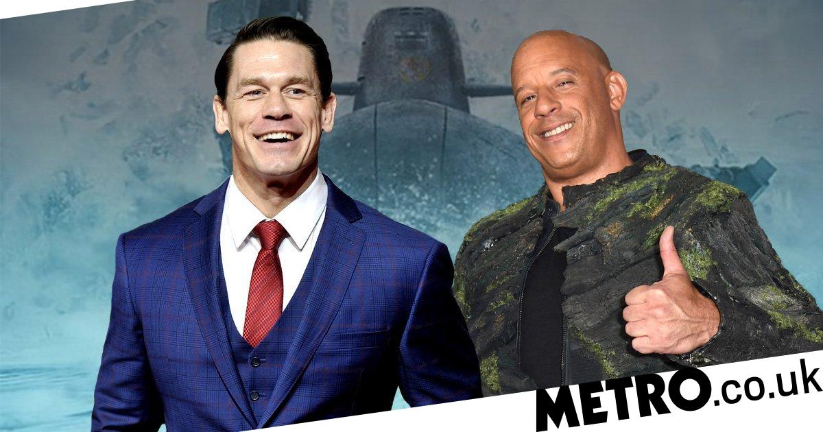 Fast and Furious 9 cast and release date as John Cena ...