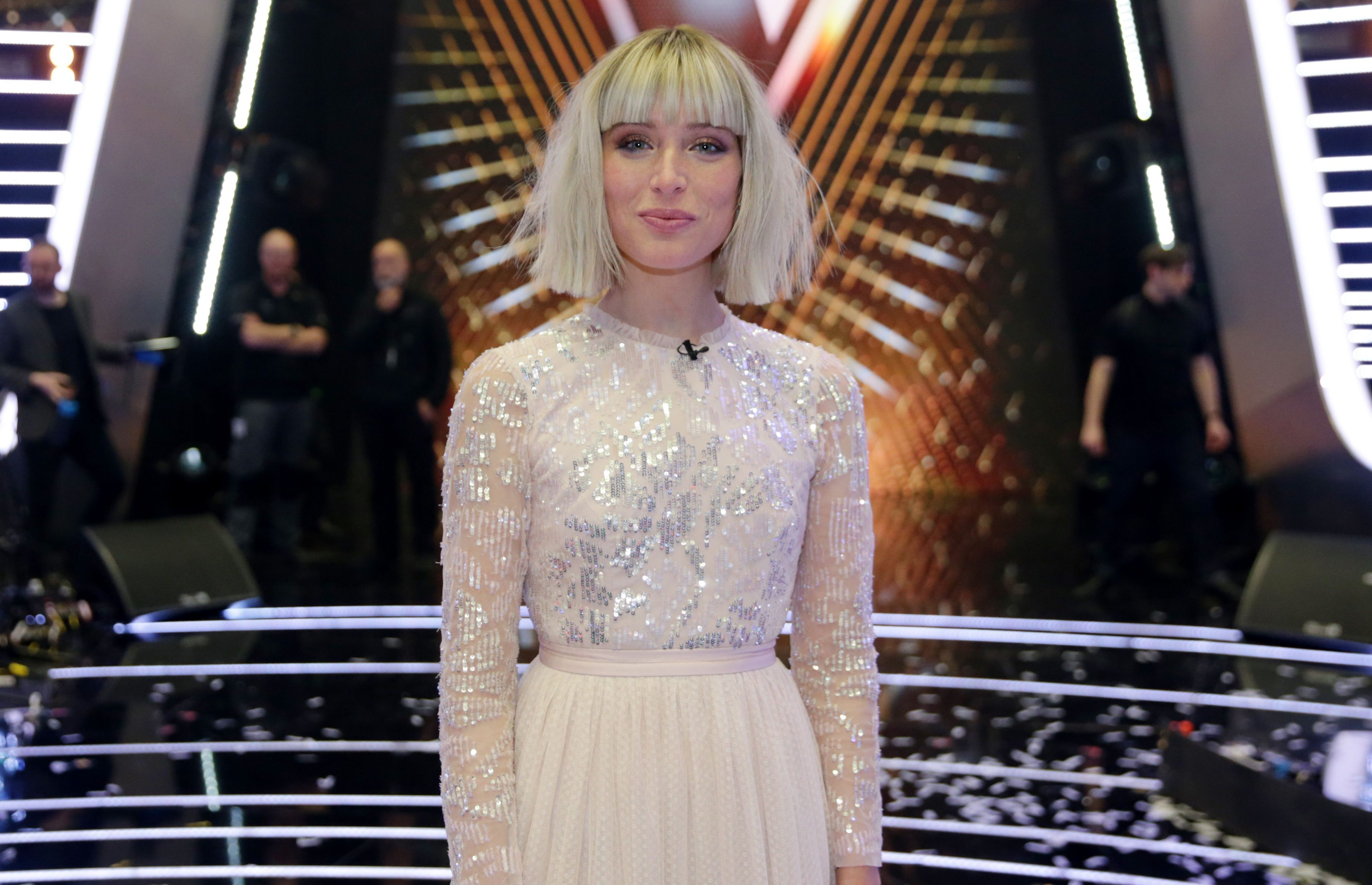 What does The Voice UK 2019 winner Molly Hocking get?