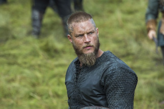 Editorial use only. No book cover usage. Mandatory Credit: Photo by Irish Film Board/Kobal/REX/Shutterstock (5885927bh) Travis Fimmel Vikings - 2013 Director: Michael Hirst Irish Film Board/Take 5 Productions/World 200 Entertainment IRELAND/CANADA Scene Still Tv Classics
