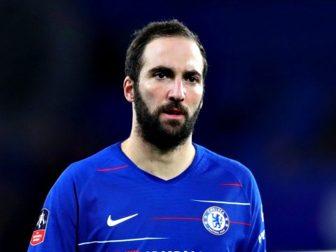 Gonzalo Higuain wants to see out Juventus contract, reveals agent