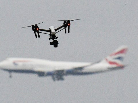 British Airways jet in near-miss with illegal drone flying over Heathrow