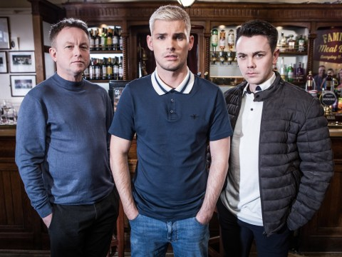 Hollyoaks spoilers: Ste Hay discovers the shocking truth about racist Jonny Baxter