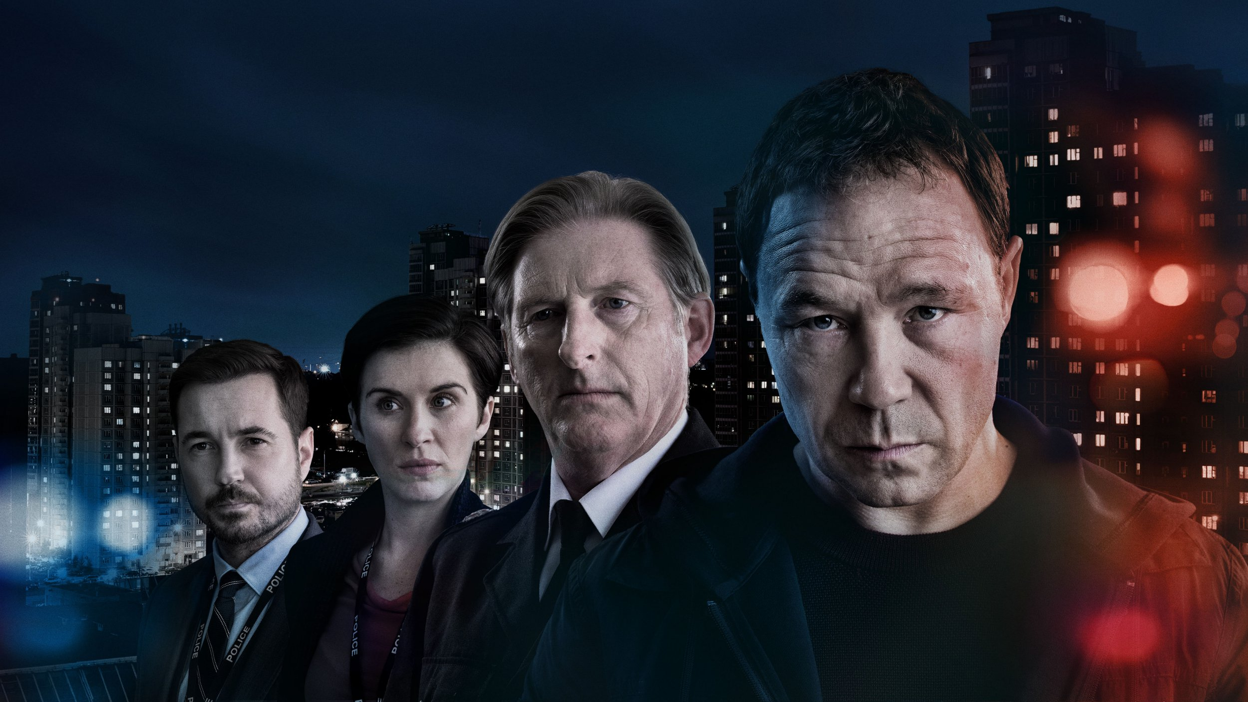 How many episodes are there of Line Of Duty season five?