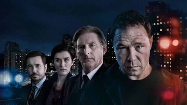 Is Line Of Duty based on real events and does AC-12 really