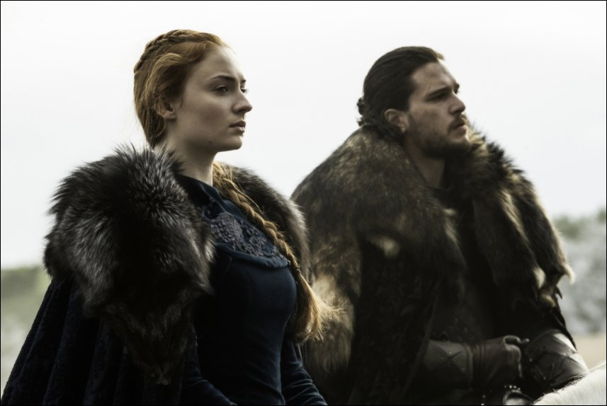 Game of Thrones' Sophie Turner insists it's totally fine Kit Harington was paid three times more than her – seriously