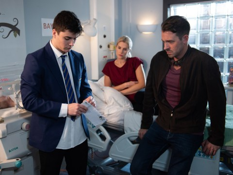 Hollyoaks spoilers: Mandy Richardson goes into labour as Juliet Quinn declares her love for Darren Osborne