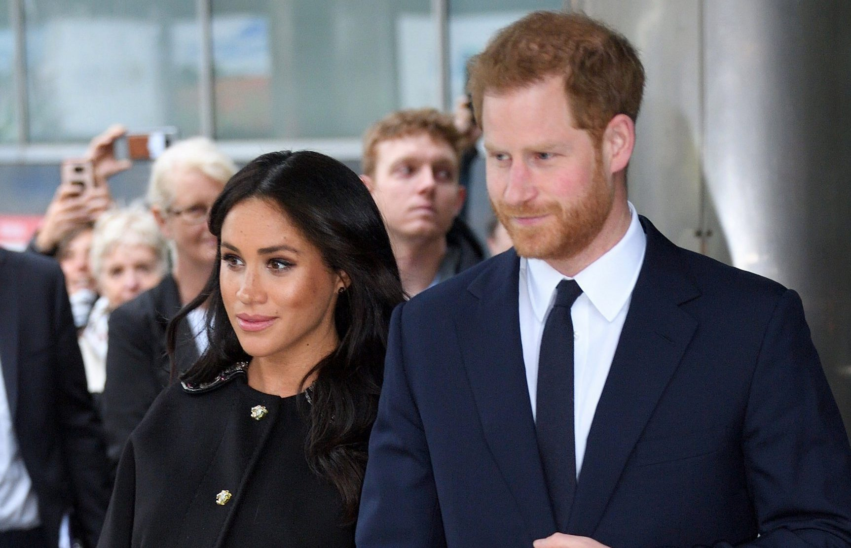 Prince Harry and Meghan Markle to celebrate royal baby's arrival privately and will keep birth details a secret