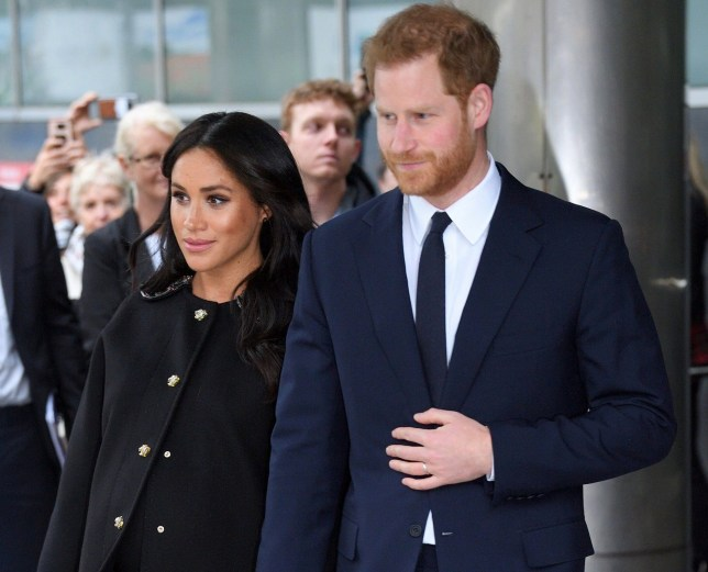 prince harry and a meghan markle